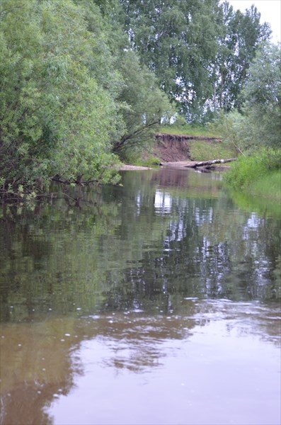 Устье р.Черная