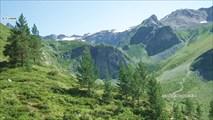 Вид вверх по долине р.Сев.Джалпакол
