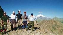 Группа на перевале Беляева 1Б