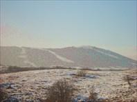 Снег на Караби.