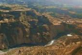 Панорама каньона Colca - 2
