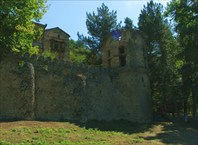 Дворец-замок ксанских эриставов в Ленингори