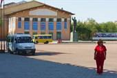 Центральная площадь. Естественно, им. Ленина