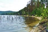 Озеро Тургояк.