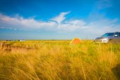 Стоянка на озере Яровое, Алтайский край
