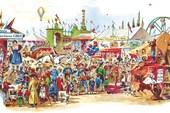 Открытка, посвященная фестивалю