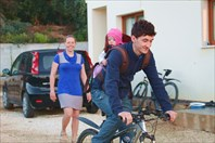 Веловкатка на Кипре