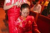 Тугой китайский узел - дело хитрое
