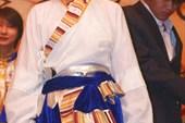 тибетская девушка