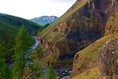 Вид на долину Мунила