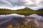 Озеро на перевале Колтако - Угамыт
