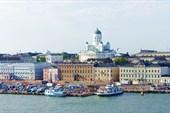 До свиданья, Хельсинки.
