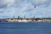 Здравствуй, Стокгольм.