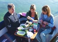 Завтрак на борту