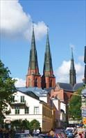 Упсала. Кафедральный собор