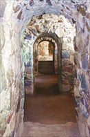 Внутри крепости