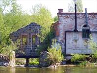 Старая мельница у Тыврова