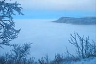 Крым, зима 2010