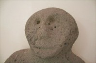 автопортрет древнего человека