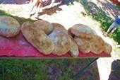 Свежий хлеб, прямо из печки!
