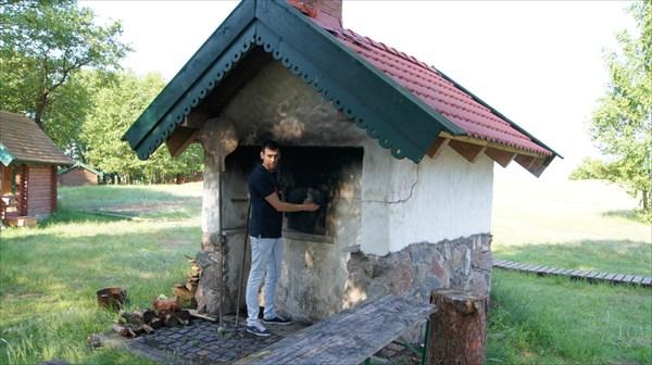 Баварская печь для хлеба
