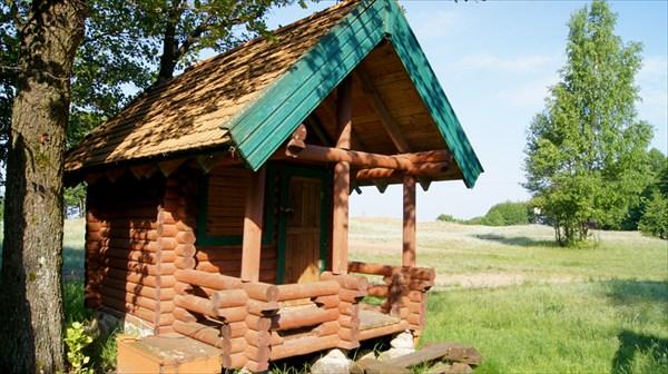 Симпатичный домик!