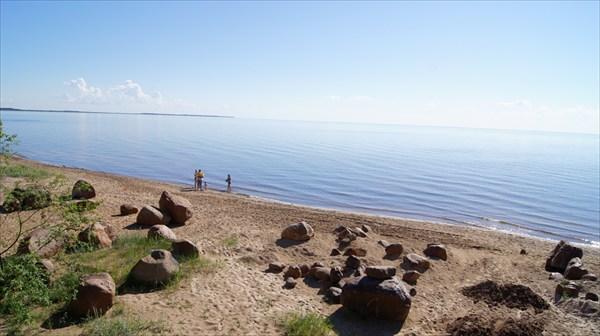 Чудское озеро