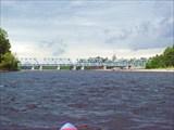 Мост через Амгунь