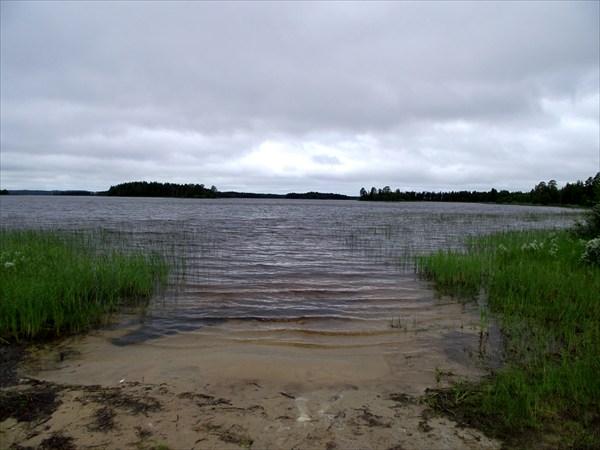 Озеро Гимольское