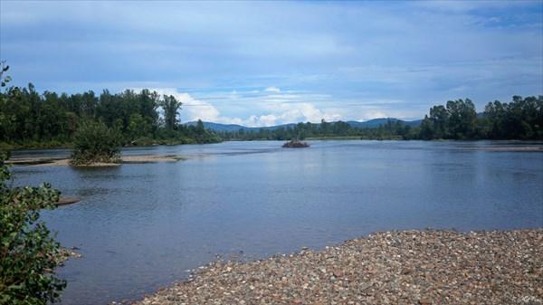 Река Амыл
