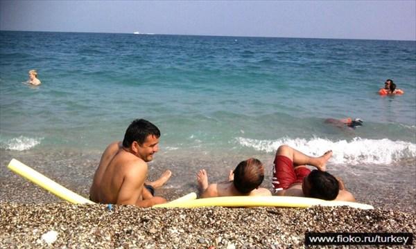 Море-море-море...