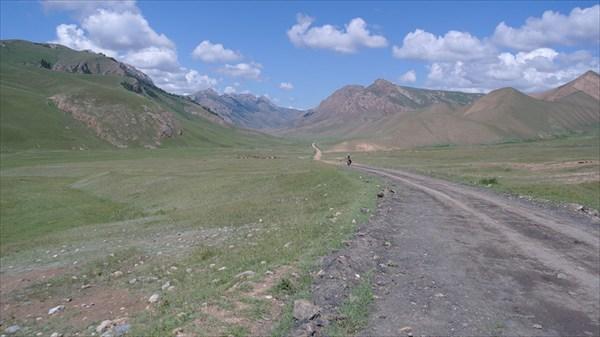 К перевалу Джаан-Булак