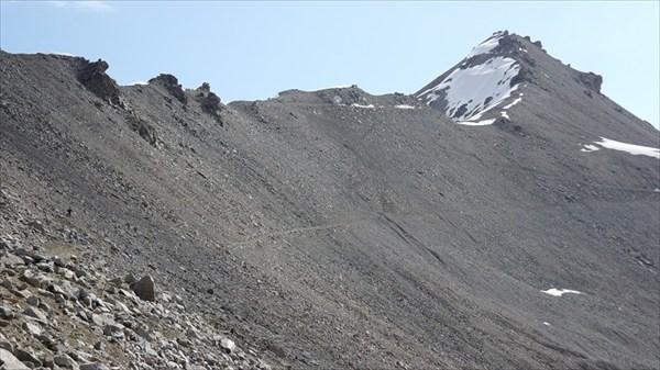 Еще три петли и перевал Тон (4023 м)