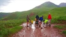 Дождливый перевал 2170 м