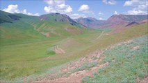Подъем на перевал Джаан-Булак (3018 м)
