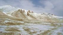 Подъем на перевал Кок-Айрык, высота 3650 м