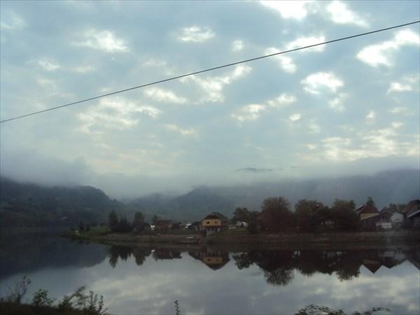 Путь Хорватия - Австрия