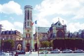 Церковь Сен-Жермен л`Оссеруа, Париж