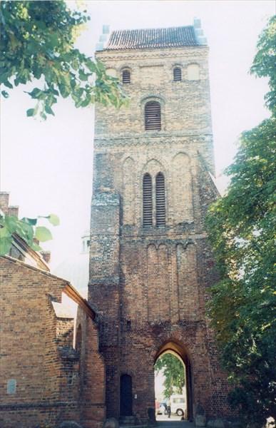 Костел Благовещения Пресвятой Девы Марии, Варшава