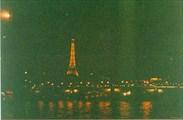 Вид на Эйфелеву башню, Париж