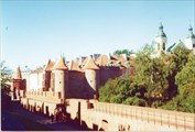 Варшавский Барбакан, Варшава