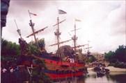 Пираты Карибского моря, Диснейленд