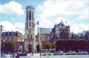 Церковь Сен-Жермен л