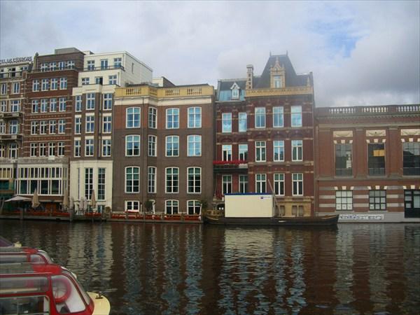 Каналы Амстердама!