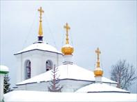 По церквям Верхотурья. Автор: Андрей Конев