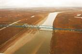 Мост через реку Юрибей