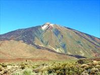 Тенерифе - Кальдера вулкана Тэйде.