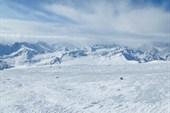 На 4600 сплошной лед