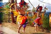 Танец монахов
