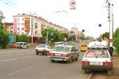 Фото 9. На улицах Омска